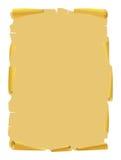stary papierowy kolor żółty Obraz Royalty Free