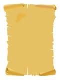 stary papierowy kolor żółty Zdjęcie Royalty Free