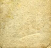 Stary papierowy tło Zdjęcie Stock
