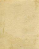 Stary papierowy tło Obrazy Stock