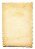 Stary papierowy tło Fotografia Royalty Free