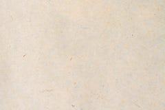 Stary papierowy tekstury tło, zamyka up Fotografia Royalty Free