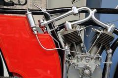 stary parowozowy motocykl bardzo Zdjęcia Stock