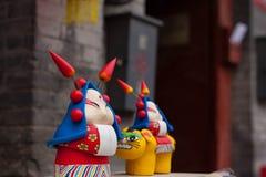 Stary Pekin królika bóg Zdjęcia Royalty Free