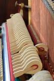 stary pianino Fotografia Royalty Free