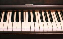 stary pianino Obraz Stock
