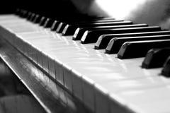 stary pianino Zdjęcia Stock