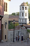 Stary Plovdiv, Bułgaria zdjęcia royalty free