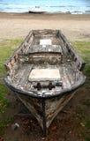 stary połowowych łodzi Obraz Royalty Free