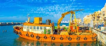 Stary połowu trawler Zdjęcie Stock