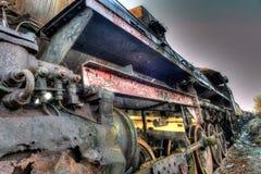 Stary pociąg obrazy stock
