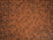 Stary podławy ściana z cegieł Fotografia Royalty Free