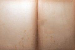 Stary podławy grungy brudny prześcieradło papier tekstura Obrazy Stock