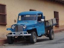 stary pojazd Obrazy Royalty Free