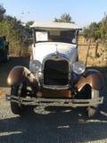 stary pokaz mody samochodów Fotografia Stock