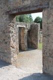 Stary Pompeii Fotografia Royalty Free