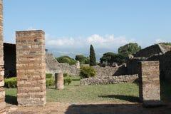 Stary Pompeii Obrazy Royalty Free