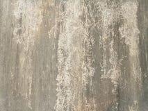 Stary popielaty betonowej ściany tekstury backgroud obraz royalty free