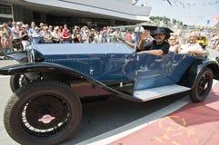 stary poque samochodowy Fotografia Stock