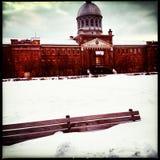 Stary port Montreal Zdjęcia Stock