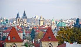 stary Prague Zdjęcia Stock