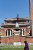 Stary przemysł w południe -6 Obrazy Stock
