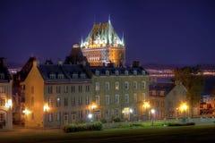 stary Quebec fotografia royalty free