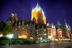 stary Quebec obrazy stock