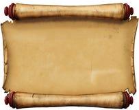 stary rękopis. Zdjęcie Royalty Free