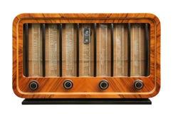 stary radio Obraz Royalty Free