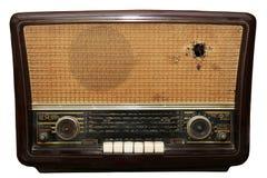 Stary radio. Obrazy Stock