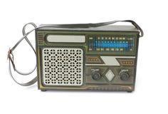 Stary radio Zdjęcie Royalty Free