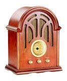 Stary radio Obraz Stock