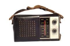 stary radio zdjęcia stock