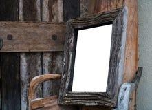 stary ramowy drewna Zdjęcia Royalty Free