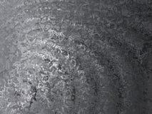 Stary rdzewiejący srebny tło Obraz Royalty Free