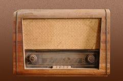 stary retro radiowego Fotografia Royalty Free