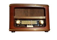 stary retro radiowego Zdjęcie Royalty Free