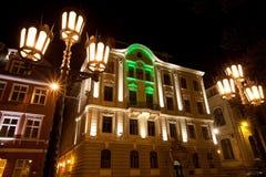 stary Riga obrazy royalty free