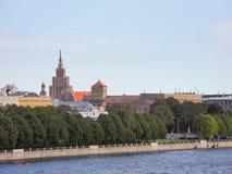 stary Riga Zdjęcia Royalty Free