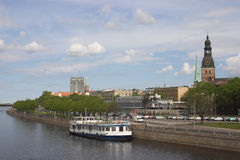 stary Riga Zdjęcie Stock