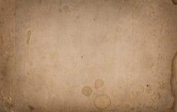 Stary rocznika grunge tła papier, szorstka tekstura dla projekta pa Zdjęcie Stock
