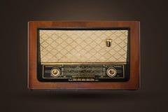 Stary rocznika radio Obrazy Stock