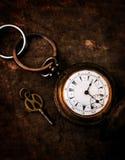 Stary rocznika zegarek fotografia royalty free