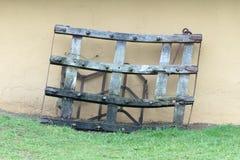 Stary rolniczy narzędzie Obraz Royalty Free