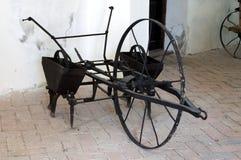 stary rolny narzędzie Zdjęcia Royalty Free