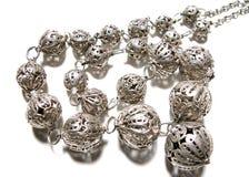 stary rosarie paciorki 2 Obrazy Royalty Free