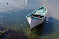 Stary Rowboat Obraz Stock