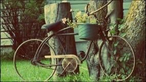 stary rower Zdjęcia Royalty Free