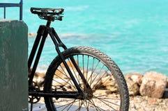 stary rower morza Zdjęcie Stock